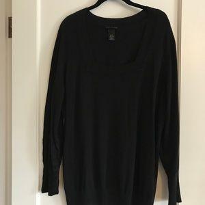 Lane Bryant Square Neck Sweater
